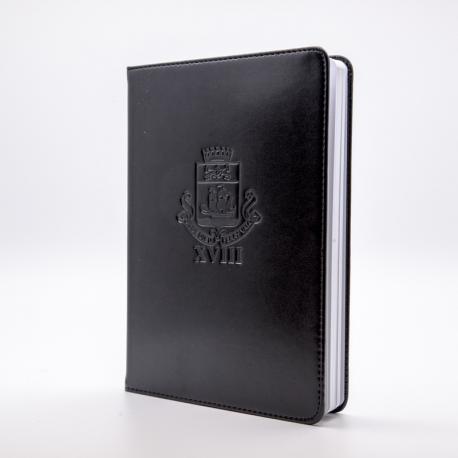 18 (Quebec 1759) Battery Notebook