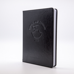 74 Battery (The Battle Axe Company) Notebook