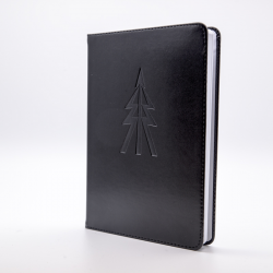 RECCE Tree Badge Notebook