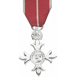 Member of the British Empire (Military) Miniature Medal