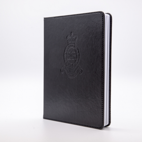 Royal Horse Artillery Notebook