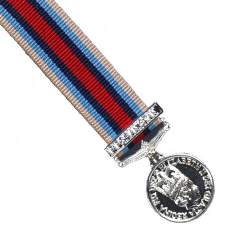 OSM Afghanistan Op Herrick Miniature Medal