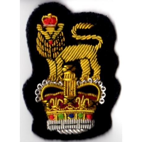 Staff Officer Cloth Beret Badge