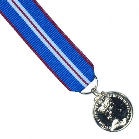 Queen's Golden Jubilee Miniature Medal