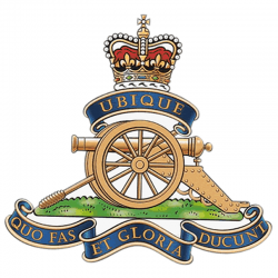 Royal Artillery Sticker
