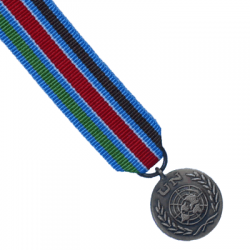 UN Bosnia Miniature Medal