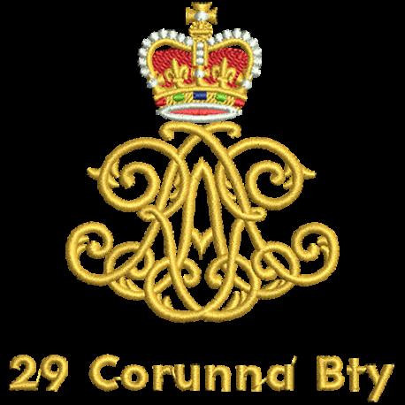 29 (Corunna) Battery Just Cool T-Shirt