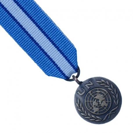 UN Cyprus Miniature Medal