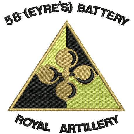 58 (Eyre's) Battery Just Cool T-Shirt