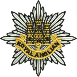 Royal Anglian Regiment Just Cool T-Shirt