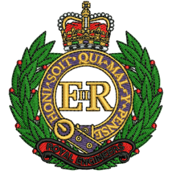 Royal Engineers Just Cool T-Shirt