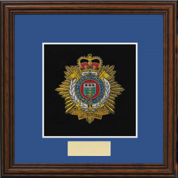 RLC Framed Badge