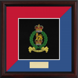 AGC Framed Badge