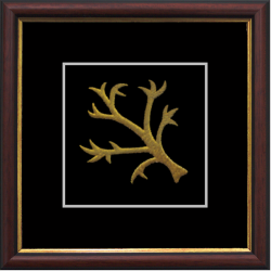 SIB Framed Badge