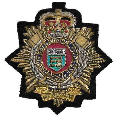RLC Blazer Badge