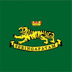 34 (Seringapatam) Battery Window Cling