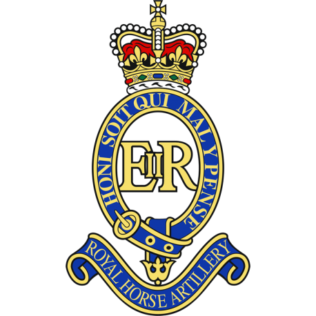 1 Royal Horse Artillery Sticker