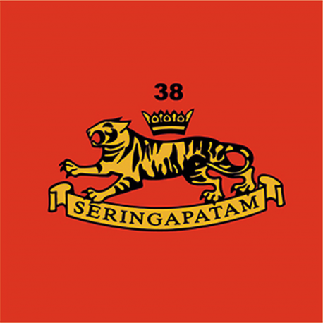 38 (Seringapatam) Battery Sticker