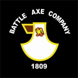 74 Battery (The Battle Axe Company) Sticker