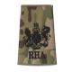 Royal Horse Artillery Multicam Rank Slide