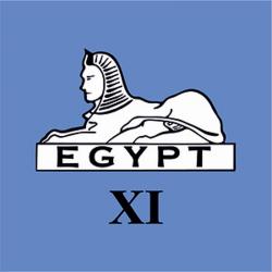 11 (Sphinx) Battery Window Sticker
