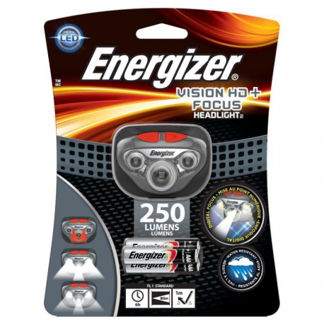Energizer Vision HD+ Focus Headlight
