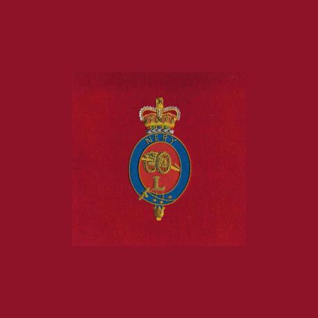 L (Néry) Battery Framed Badge