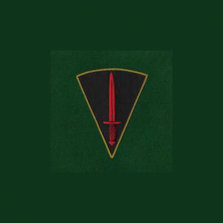 Commando Dagger Framed Badge