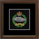 Royal Tank Regiment Framed Badge
