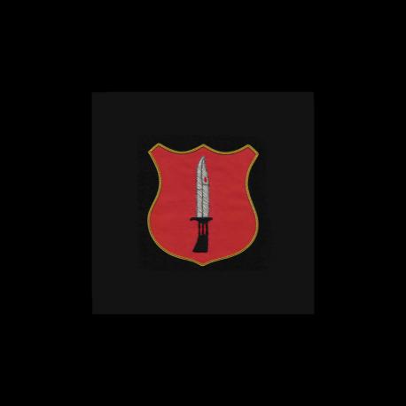 Infantry Framed Badge