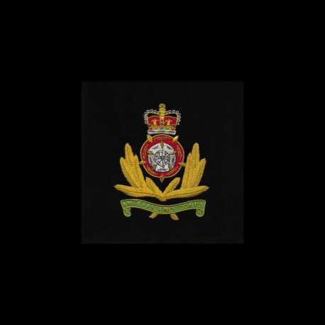 Intelligence Corps Framed Badge