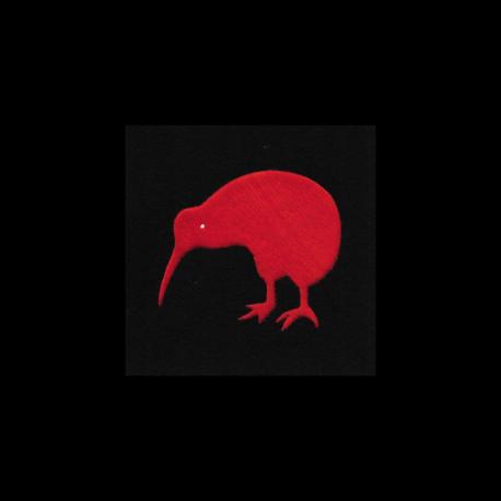 Kiwi Framed Badge