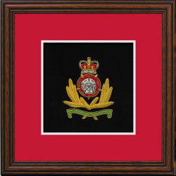 Intelligence Corps Framed Badge