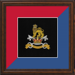 MPGS Framed Badge