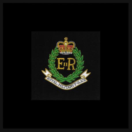 RMP Framed Badge