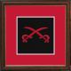 PTI Framed Badge