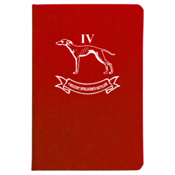 4 Military Intelligence Battalion Notebook