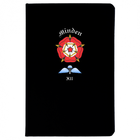 12 (Minden) Air Assault Battery Notebook