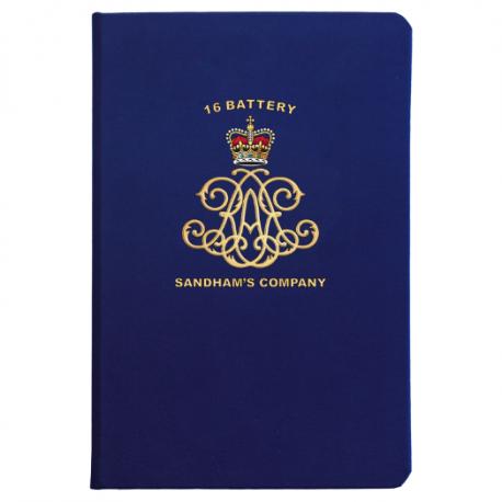 16 Battery (Sandham's Company) Notebook