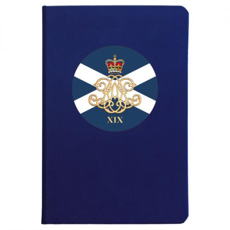 19 Regiment RA Notebook