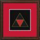 3rd (United Kingdom) Division Framed Badge