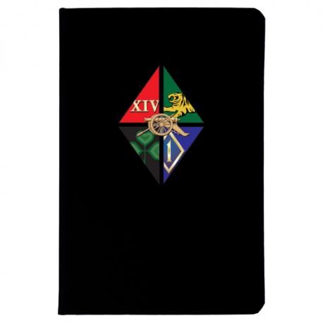 14 Regiment Notebook