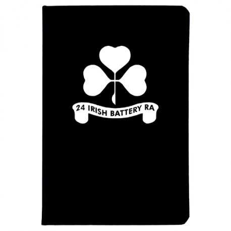 24 (Irish) Battery Notebook