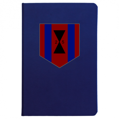25 Engineer Regiment Notebook