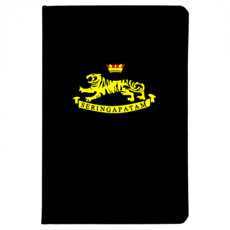 34 (Seringapatam) Battery Notebook