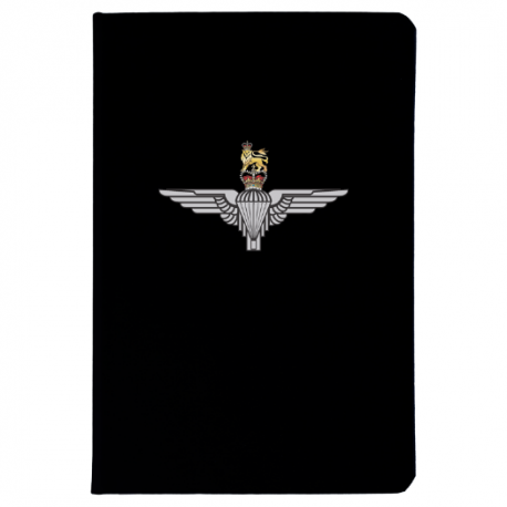 Para Regiment Notebook