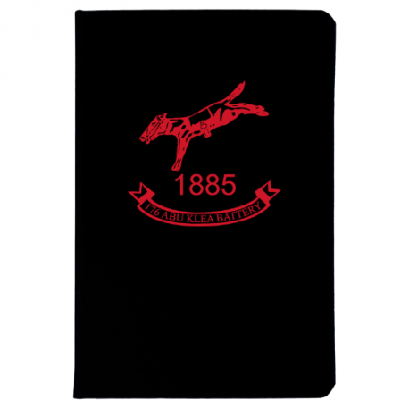 176 (Abu Klea) Battery Notebook