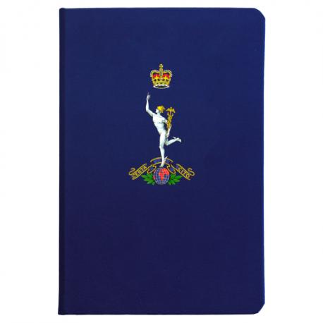 Royal Signals Notebook
