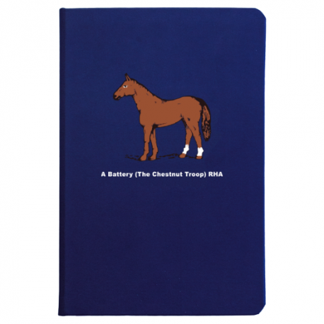 A Battery (The Chestnut Troop) Notebook