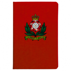 Intelligence Corps Notebook